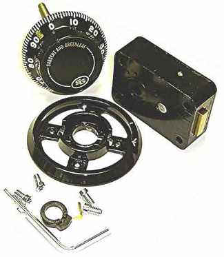 Original S&G Dial/Ring/Lock Kit 6730